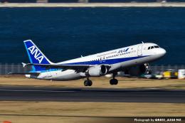 航空フォト:JA8300 全日空 A320