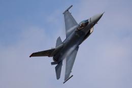 totsu19さんが、新田原基地で撮影したアメリカ空軍 F-16CM-50-CF Fighting Falconの航空フォト(飛行機 写真・画像)