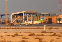 KAZKAZさんが、キング・ファハド国際空港で撮影したサウジアラムコ King Air 350(B300)の航空フォト(飛行機 写真・画像)