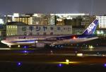 あしゅーさんが、福岡空港で撮影した全日空 777-281の航空フォト(飛行機 写真・画像)