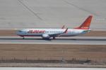 OMAさんが、仁川国際空港で撮影したチェジュ航空 737-8K5の航空フォト(飛行機 写真・画像)