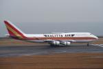 yabyanさんが、中部国際空港で撮影したカリッタ エア 747-132(SF)の航空フォト(飛行機 写真・画像)