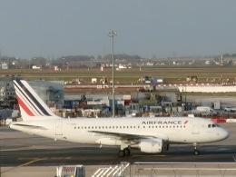 航空フォト:F-GRXF エールフランス航空 A319