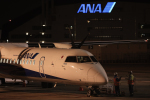 navipro787さんが、伊丹空港で撮影したANAウイングス DHC-8-402Q Dash 8の航空フォト(飛行機 写真・画像)