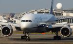 アングリー J バードさんが、福岡空港で撮影した全日空 777-281/ERの航空フォト(飛行機 写真・画像)