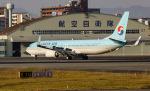 アングリー J バードさんが、福岡空港で撮影した大韓航空 737-9B5/ER の航空フォト(飛行機 写真・画像)