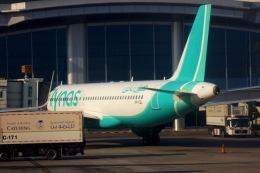 KAZKAZさんが、キング・ハーリド国際空港で撮影したフライナス A320-214の航空フォト(飛行機 写真・画像)
