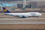 OMAさんが、仁川国際空港で撮影したルフトハンザドイツ航空 747-430の航空フォト(飛行機 写真・画像)