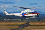 mojioさんが、静岡空港で撮影した国土交通省 地方整備局 412EPの航空フォト(飛行機 写真・画像)