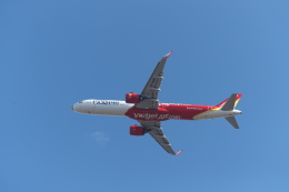 サイパンだ!さんが、成田国際空港で撮影したベトジェットエア A321-271Nの航空フォト(飛行機 写真・画像)