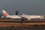 RUNWAY23.TADAさんが、成田国際空港で撮影したチャイナエアライン A350-941の航空フォト(飛行機 写真・画像)