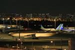 しかばねさんが、羽田空港で撮影したクラレット・アヴィエーション A340-313Xの航空フォト(飛行機 写真・画像)