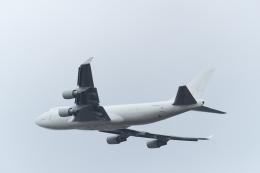 サイパンだ!さんが、成田国際空港で撮影したアトラス航空 747-4KZF/SCDの航空フォト(飛行機 写真・画像)