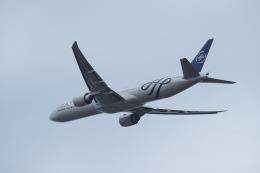 サイパンだ!さんが、成田国際空港で撮影したエールフランス航空 777-328/ERの航空フォト(飛行機 写真・画像)