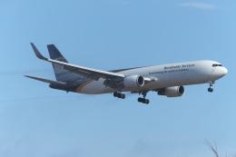 サイパンだ!さんが、成田国際空港で撮影したUPS航空 767-34AF/ERの航空フォト(飛行機 写真・画像)