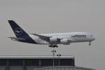 kuro2059さんが、香港国際空港で撮影したルフトハンザドイツ航空 A380-841の航空フォト(飛行機 写真・画像)
