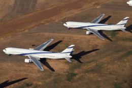 フェニックス・グッドイヤー空港 - Phoenix Goodyear Airport [GYR/KGYR]で撮影されたエル・アル航空 - El Al Israel Airlines [LY/ELY]の航空機写真