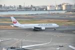 spockerさんが、羽田空港で撮影した日本航空 767-346/ERの航空フォト(飛行機 写真・画像)