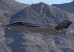 パラノイアさんが、ネリス空軍基地で撮影したアメリカ空軍 F-35A Lightning IIの航空フォト(飛行機 写真・画像)