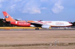キットカットさんが、成田国際空港で撮影した中国東方航空 A330-343Xの航空フォト(飛行機 写真・画像)