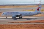 代打の切札さんが、関西国際空港で撮影した中国東方航空 A320-214の航空フォト(飛行機 写真・画像)