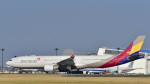 パンダさんが、成田国際空港で撮影したアシアナ航空 A330-323Xの航空フォト(飛行機 写真・画像)