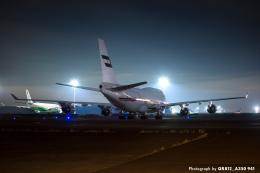 kina309さんが、羽田空港で撮影したドバイ・ロイヤル・エア・ウィング 747-422の航空フォト(飛行機 写真・画像)