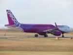 いぶちゃんさんが、新潟空港で撮影したピーチ A320-214の航空フォト(飛行機 写真・画像)