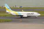 OMAさんが、羽田空港で撮影したAIR DO 737-781の航空フォト(飛行機 写真・画像)