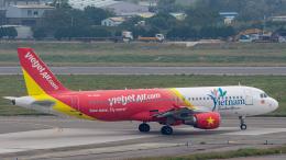 航空フォト:VN-A669 ベトジェットエア A320