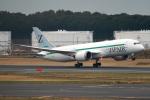 りおんさんが、成田国際空港で撮影したZIPAIR 787-8 Dreamlinerの航空フォト(飛行機 写真・画像)