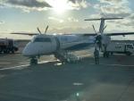 spockerさんが、青森空港で撮影したANAウイングス DHC-8-402Q Dash 8の航空フォト(飛行機 写真・画像)