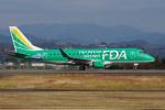 yabyanさんが、静岡空港で撮影したフジドリームエアラインズ ERJ-170-200 (ERJ-175STD)の航空フォト(飛行機 写真・画像)