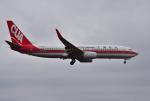 mojioさんが、静岡空港で撮影した中国聯合航空 737-89Pの航空フォト(飛行機 写真・画像)