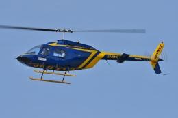ブルーさんさんが、静岡ヘリポートで撮影したジャネット 206B JetRanger IIIの航空フォト(飛行機 写真・画像)