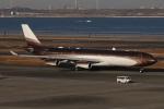 SIさんが、羽田空港で撮影したクラレット・アヴィエーション A340-313Xの航空フォト(飛行機 写真・画像)