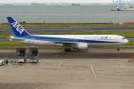 OMAさんが、羽田空港で撮影した全日空 767-381の航空フォト(飛行機 写真・画像)