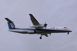Mr.boneさんが、成田国際空港で撮影した全日空 DHC-8-402 Dash 8の航空フォト(飛行機 写真・画像)