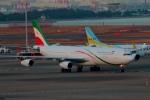 VICTER8929さんが、羽田空港で撮影したイラン・イスラム共和国政府 A340-313Xの航空フォト(飛行機 写真・画像)