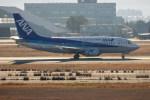 チャッピー・シミズさんが、小松空港で撮影した全日空 737-54Kの航空フォト(飛行機 写真・画像)