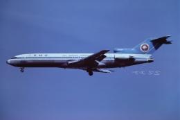 tassさんが、成田国際空港で撮影した全日空 727-281/Advの航空フォト(飛行機 写真・画像)