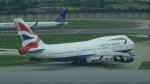 AE31Xさんが、ロンドン・ヒースロー空港で撮影したブリティッシュ・エアウェイズ 747-436の航空フォト(飛行機 写真・画像)