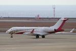 yabyanさんが、中部国際空港で撮影したTAG エイビエーション・アジア BD-700-1A10 Global 6000の航空フォト(飛行機 写真・画像)