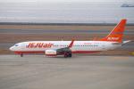 yabyanさんが、中部国際空港で撮影したチェジュ航空 737-82Rの航空フォト(飛行機 写真・画像)