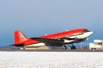 yumeさんが、旭川空港で撮影したケン・ボレックエア DC-3Cの航空フォト(飛行機 写真・画像)