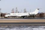 北の熊さんが、新千歳空港で撮影したジェットスウィートX ERJ-135LRの航空フォト(飛行機 写真・画像)