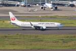 OMAさんが、羽田空港で撮影した日本航空 737-846の航空フォト(飛行機 写真・画像)