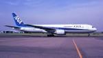 ハミングバードさんが、名古屋飛行場で撮影した全日空 767-381/ERの航空フォト(飛行機 写真・画像)