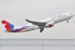 Wings Flapさんが、関西国際空港で撮影したネパール航空 A330-243の航空フォト(飛行機 写真・画像)