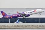 Wings Flapさんが、関西国際空港で撮影した香港エクスプレス A321-231の航空フォト(飛行機 写真・画像)